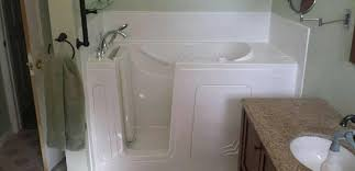 as we get older and less agile certain aspects of living at home begin to present a challenge one of the worst of those is the bathtub and shower area