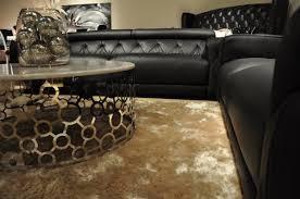 black leather tufted sofa. Black Leather Tufted Sofa L
