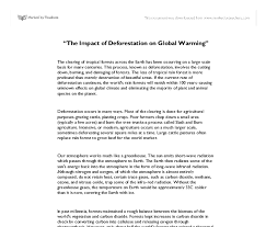 easy essays on deforestation essay on deforestation meaning causes and effects