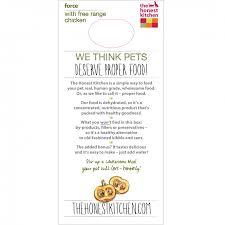 Force  Grain Free Chicken Dog Food - Honest kitchen dog food