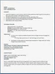 resume sample for mca student 6 resume format for mca student