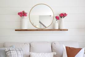 How To Remove Floating Shelves Magnificent Easy DIY Floating Shelf With Brackets Angela Marie Made