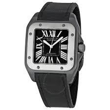 cartier watches jomashop cartier santos 100 men s watch