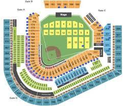 Billy Joel Tampa Seating Chart Progressive Field Tickets And Progressive Field Seating