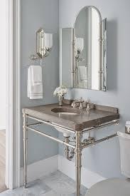 silver paint colorsSilver Gray Paint Colors  Transitional  bathroom  Benjamin