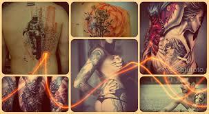 художественная татуировка фото готовых вариантов татуировки