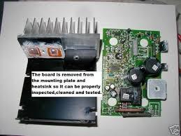 icon mc treadmill motor controller board mc
