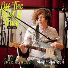 Special Guest - Mystery Jets - Blaine Harrison | Off The Beat & Track on  Acast