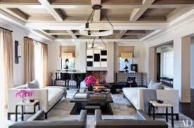Kim Kardashian Bedroom Decor Kourtney Kardashian Gives A House Tour To Architectural Digest
