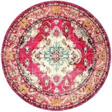 5 ft round rug home depot round rugs amazing pink round area rugs the home depot 5 ft round rug
