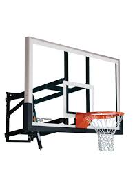 wall mount wm60 adjule basketball hoop with 60 inch backboard