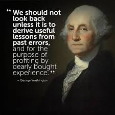 George Washington Quote Cool We Should Not Look Back George Washington [48x48] [xpost R