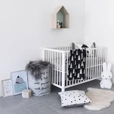 scandinavian nursery furniture. Black White Natural Tones Scandinavian Nursery Furniture S