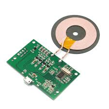 docooler qi wireless charger pcba circuit board with qi standard coil diy wireless charging accessory micro usb port