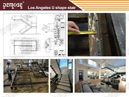 exterior metal staircase prices. cheap granite anti-slip stairs/ steel staircase price exterior metal prices