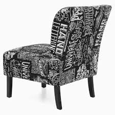 24 lovely black wooden rocking chair