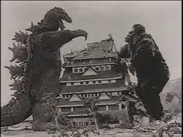 Image result for king kong godzilla
