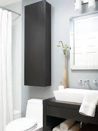 small bathroom wall cabinet toilet