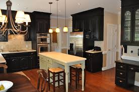 The Collected Interior Black Painted Kitchen Cabinets Lacquer - Lacquered kitchen cabinets