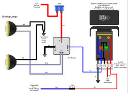 wiring diagram for fog lights relay the wiring diagram relay switch wiring nilza wiring diagram