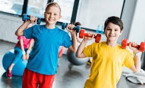 Exercício contra a depressão infantil