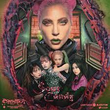 10 ภาพโปสเตอร์ฝีมือบลิ๊งค์ ต้อนรับเพลงใหม่ Sour Candy ของ Lady Gaga และ  Blackpink - โพสต์ทูเดย์ ดูหนัง-ฟังเพลง