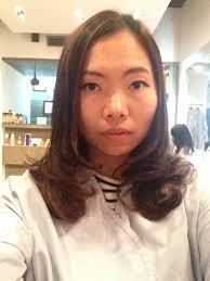 รววยดผมแบบวอลลม Volume Hair Straighten Technique