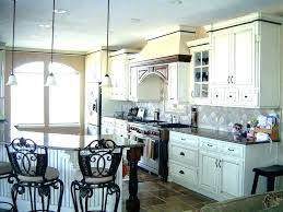 modern french country kitchen. Modern French Country Kitchen Stylish Open Design Gourmet Home Decor Interior .