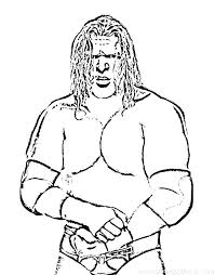 Wwe Rey Mysterio Mask Coloring Pages Coloring Mask Colouring Pages