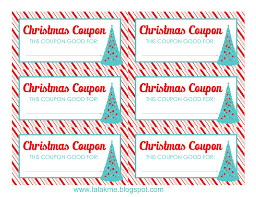christmas coupons blank lara flickr christmas coupons blank by lalakme christmas coupons blank by lalakme