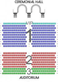 Seating Plan Of Budapest Folk Shows Hungarian Folk