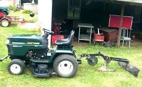 old sears garden tractor parts tractors attachments craftsman vinta