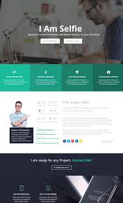 Personal Resume Website Templates Free Download Lovely Template