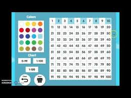 Abcya Hundreds Chart Game Abcya Com Interactive Number Chart How To
