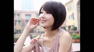 Korean Woman Short Hair Style choicest leading mode short haircut for female korean artist 6431 by wearticles.com