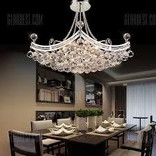 beautiful decoration boat chandelier zuoge crystal boat creative chandelier 21467 free