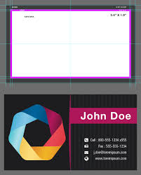 Photoshop Business Card Template Blank Blank Business Card Template Psd By Xxdigipxx On Deviantart