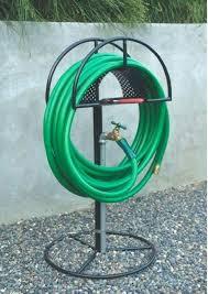 garden hose holder free standing hose jockey free standing garden hose holder free standing diy