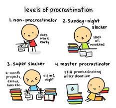 procrastinator clip art library procrastinator