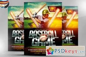 Free Baseball Flyer Template Baseball Flyer Template 56851 Free Download Photoshop