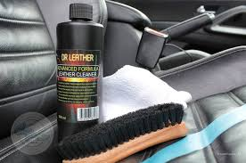 dr leather advanced leather cleaner clean your car detailing and car care blog