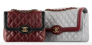 chanel inspired bags. chanel-two-tone-flap-bags-2900-3500 chanel inspired bags t