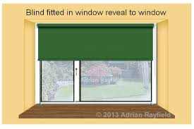 How To Fit Roller Blinds  DIY By Design DIY Tips BlogBlinds Fitted To Window Frame