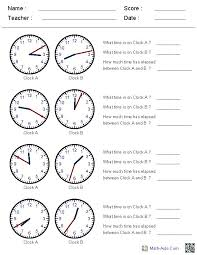 22 best Telling Time Printables images on Pinterest | Learning ...