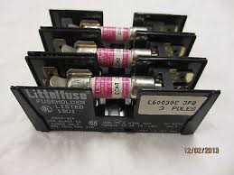 littelfuse lh60030 3c 30 amp 600 volt 3 pole fuse block • 18 00 littelfuse l60030c3pq 30 amp 600 volt 3 pole fuse block w ccmr10 fuses