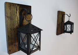 image of wall candle sconces