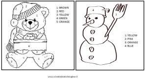 Schede Didattiche Inglese Sul Natale