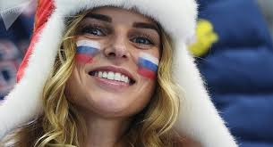 English how russian woman