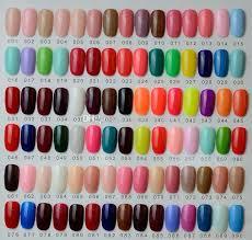 Gelish Nails Color Chart Papillon Day Spa