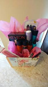 Hair Salon Fundraiser Gift Basket Gift Baskets Raffle